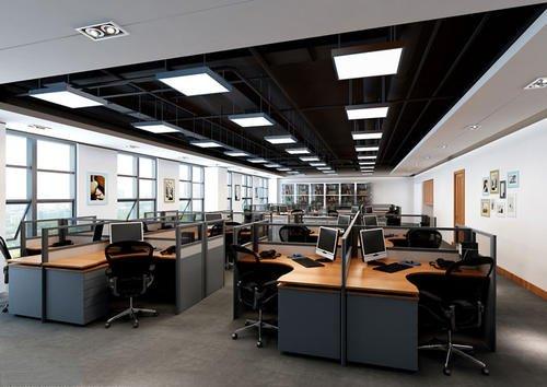 天宁办公室装修介绍关于老总办公室的装修细节
